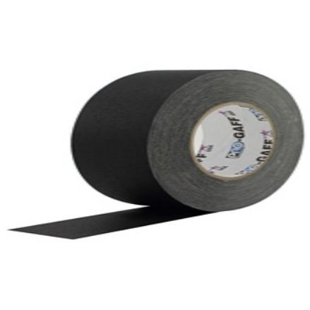 4 inch black gaffers tape
