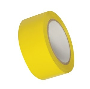 Yellow Vinyl Tape From TheTapeworks.com