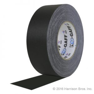 Pro Gaffer Gaffers Tape From TheTapeworks.com